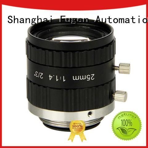 quality testing camera lens series