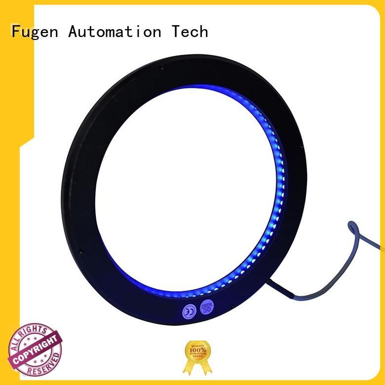 high brightness microscope ring light design for IC elements Fugen