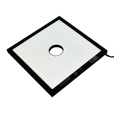 Industry inspection Mid-hole back light direct backlight