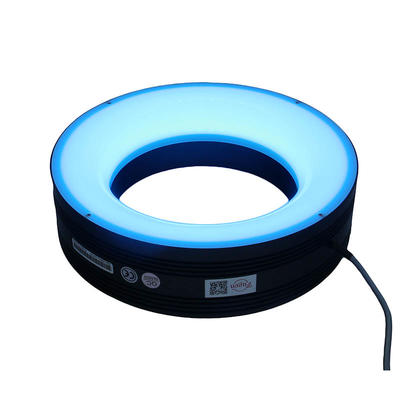 High brightness shadowless industrial ring light