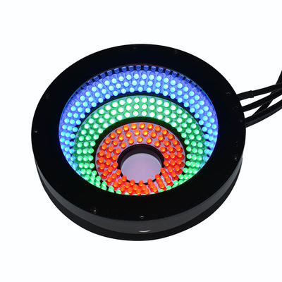 AOI inspection light Multi emitting angle 4 colors