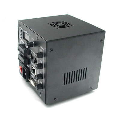 Digital stroboscopic controller lighting controller optional output signal
