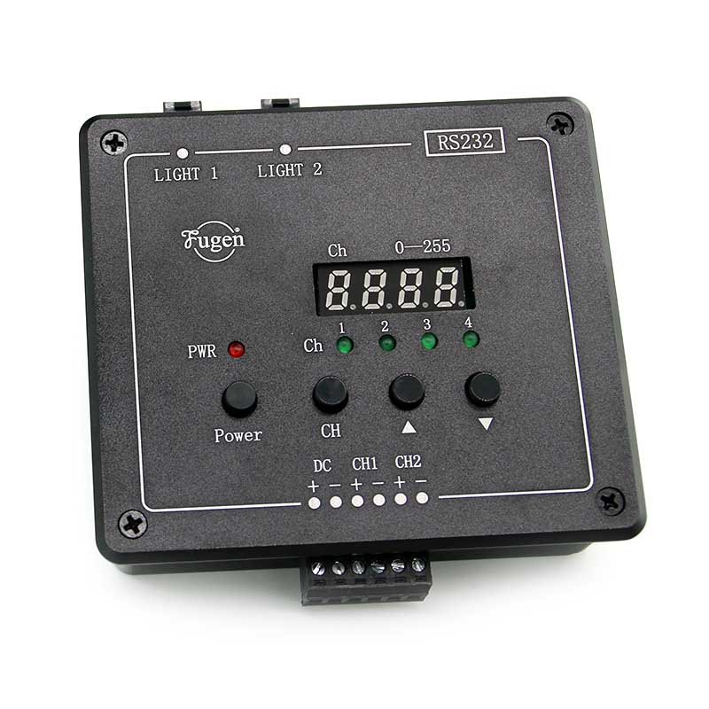 12 levels voltage pulse strobe light controller series for light-1