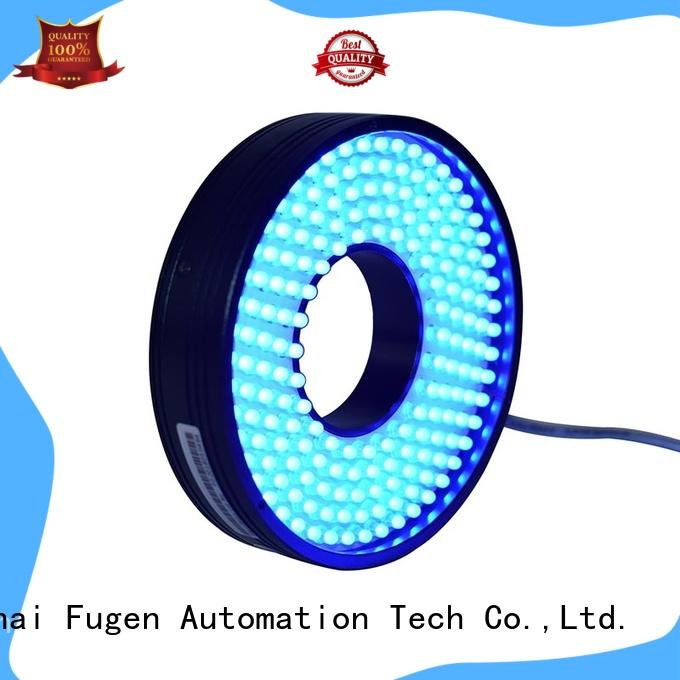 Fugen high power industrial testing ring light for IC elements
