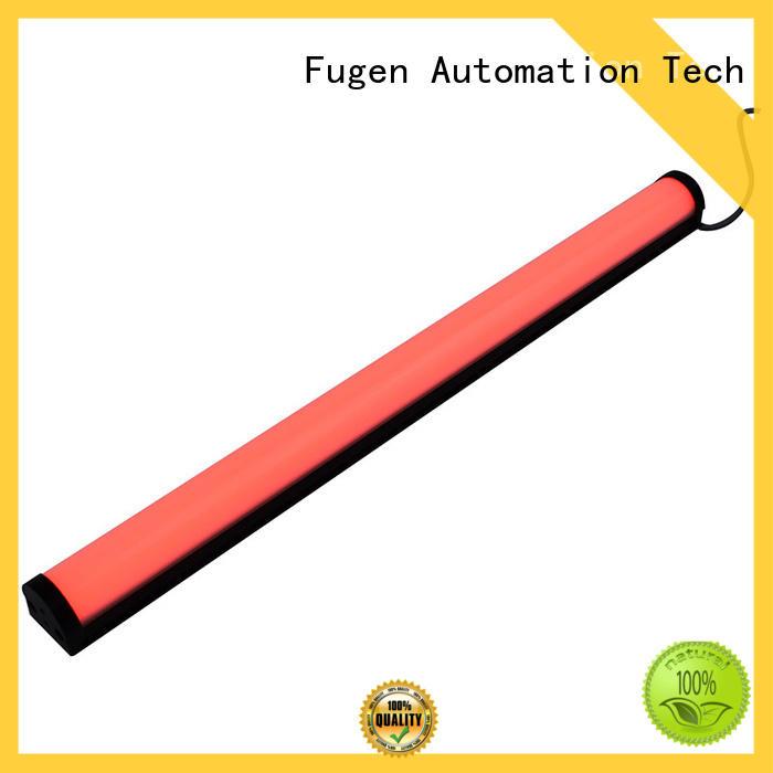 Arcuate high uniform bar light uniform lighting