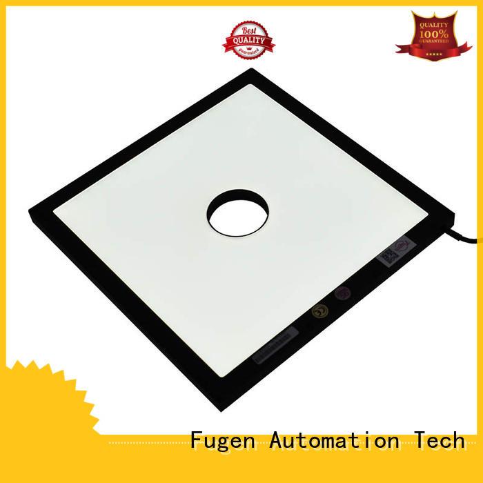industry inspection back led light design for connector terminals Fugen