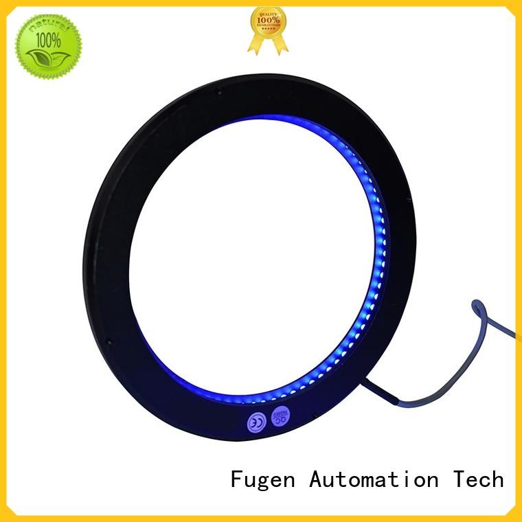 low angle ring light for inspection Fugen
