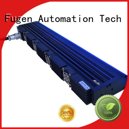 Line scanner light High brightness with high density LED array