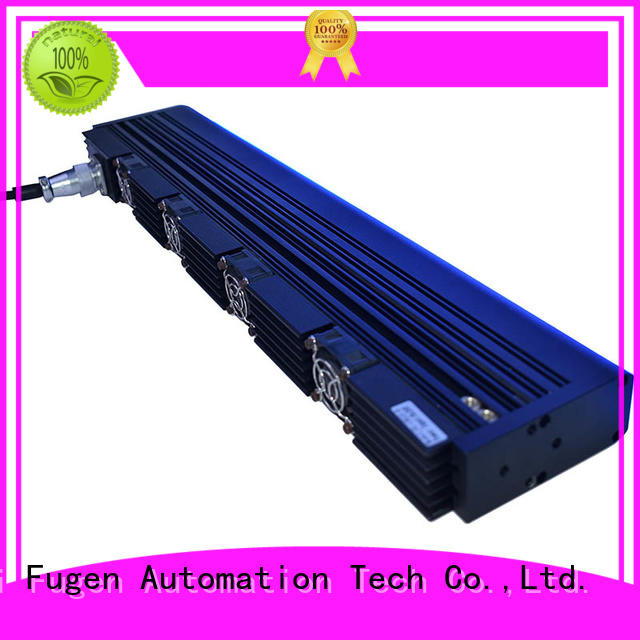 Fugen conformal coating led scanner light customization for lcd panels