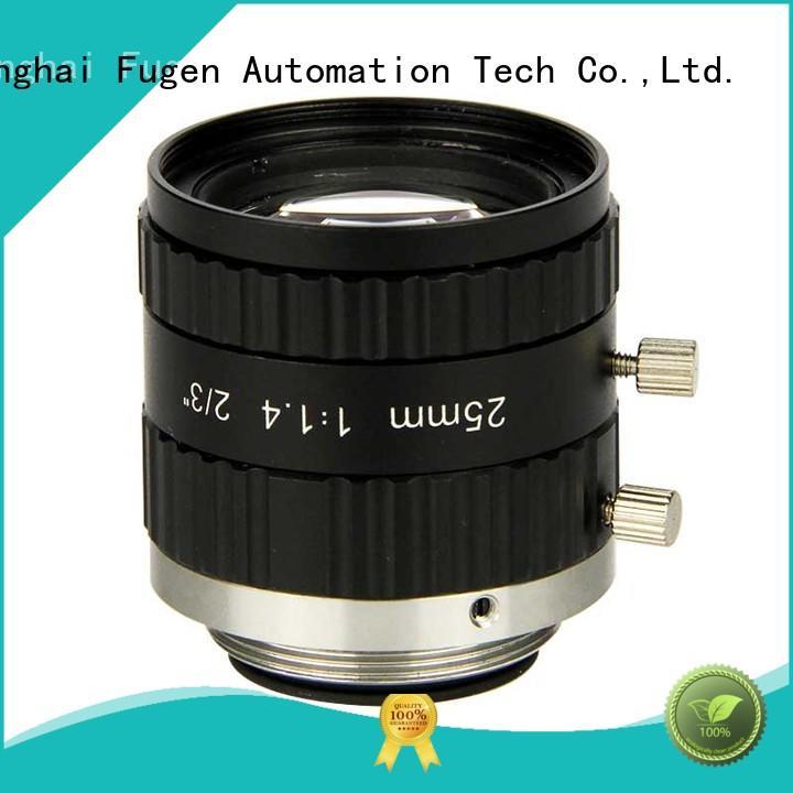 testing camera lens design Fugen