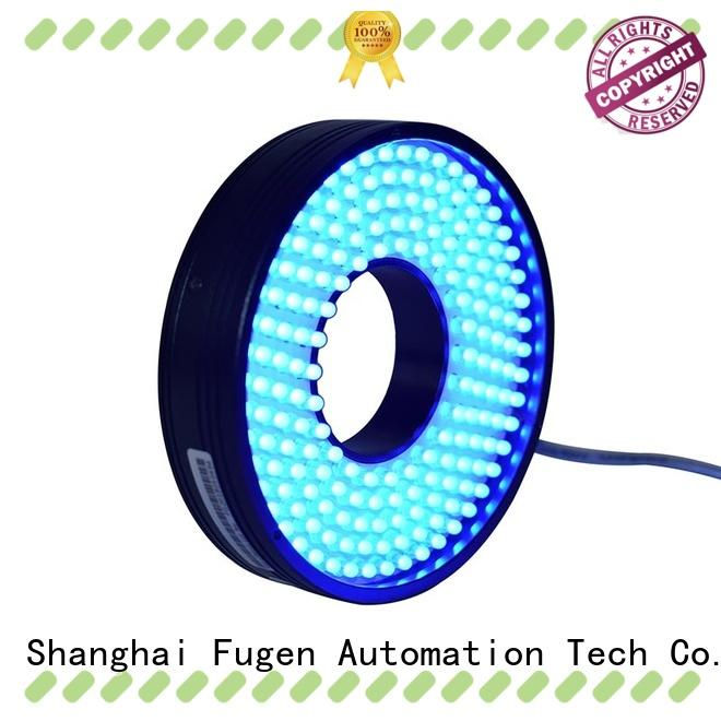 Fugen shadowless machine vision ring light design for PCB