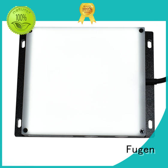 Fugen machine vision led back light customized for connector terminals