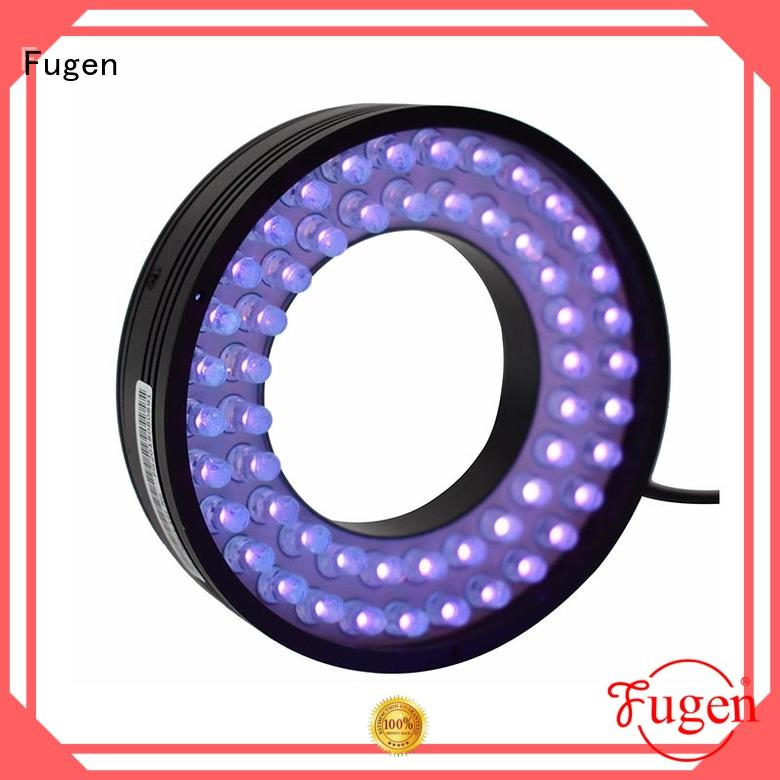 Fugen machine vision led uv light supplier for surface scratches