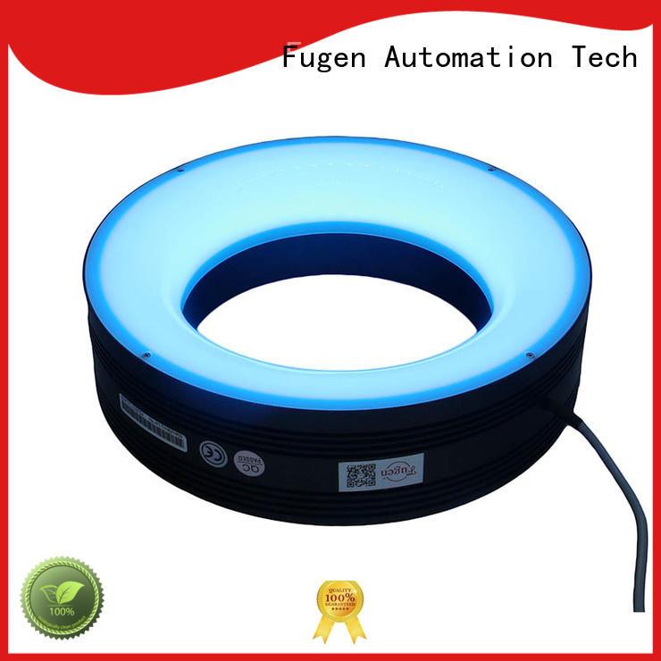 Fugen high brightness led ring illuminator manufacturer for IC elements