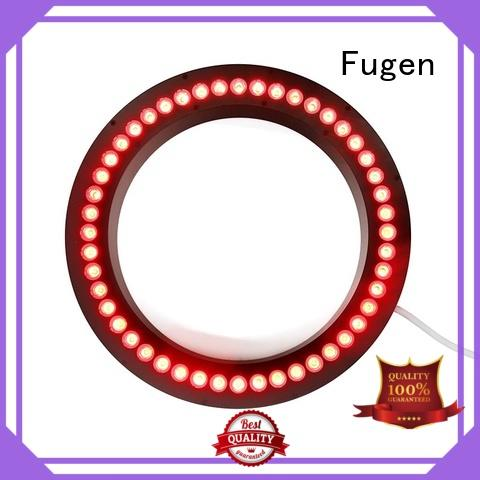 Fugen high brightness inspect product ring light manufacturer for PCB