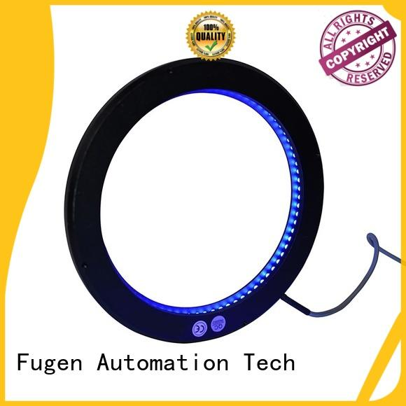 led ring lamps manufacturer for lables Fugen