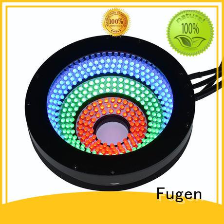 Fugen 4 colors aoi inspection light for surface scratches