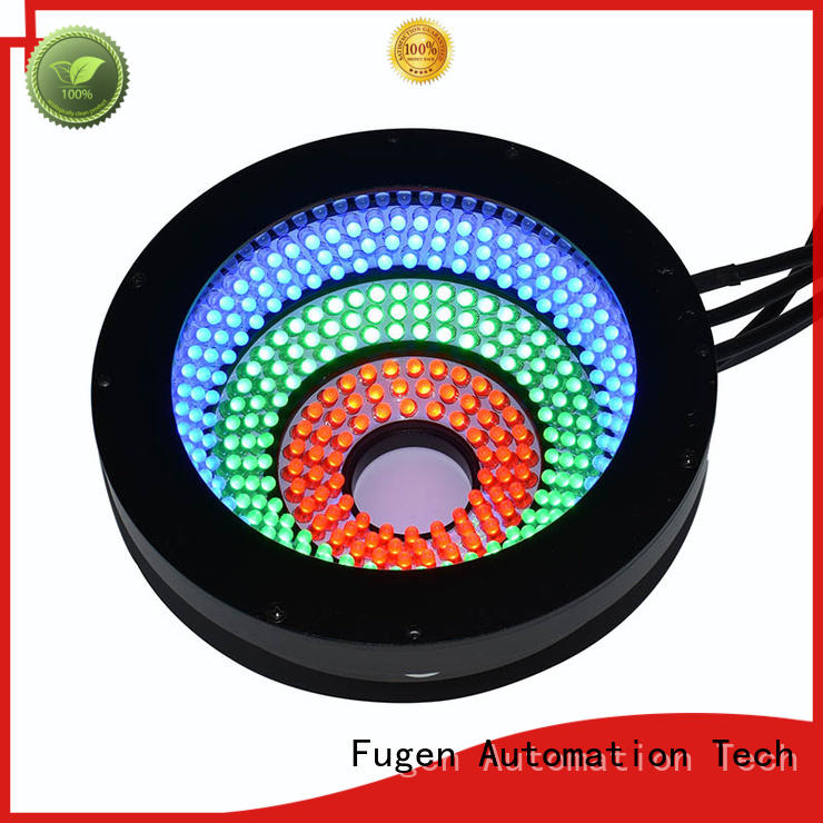 Fugen long lasting aoi light design for inspection
