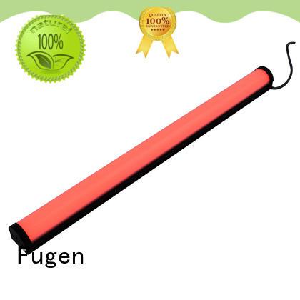 Fugen arcuate uniform light for surface scratches