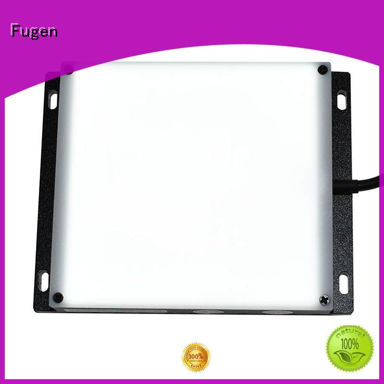 Fugen professional backlighting for connector terminals