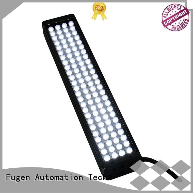 Fugen durable multi color machine vision led light bar for surface scratches