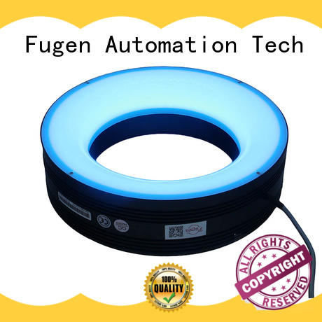 Fugen low angle ring illuminator for inspection