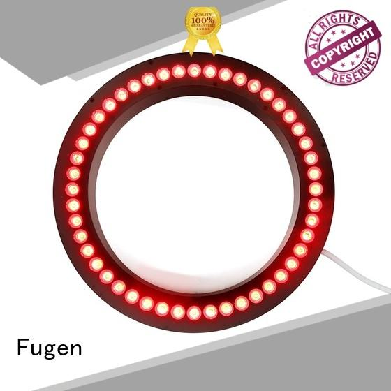 Fugen low angle ring light design for lables