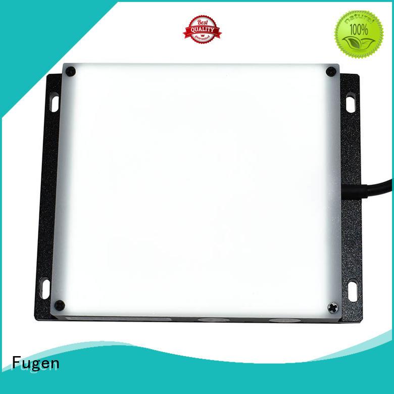 Fugen led back light design for connector terminals