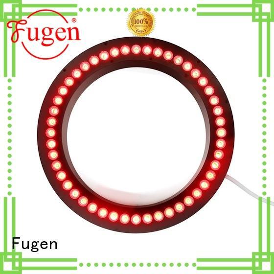 High power ring light Illuminator large LED particles array