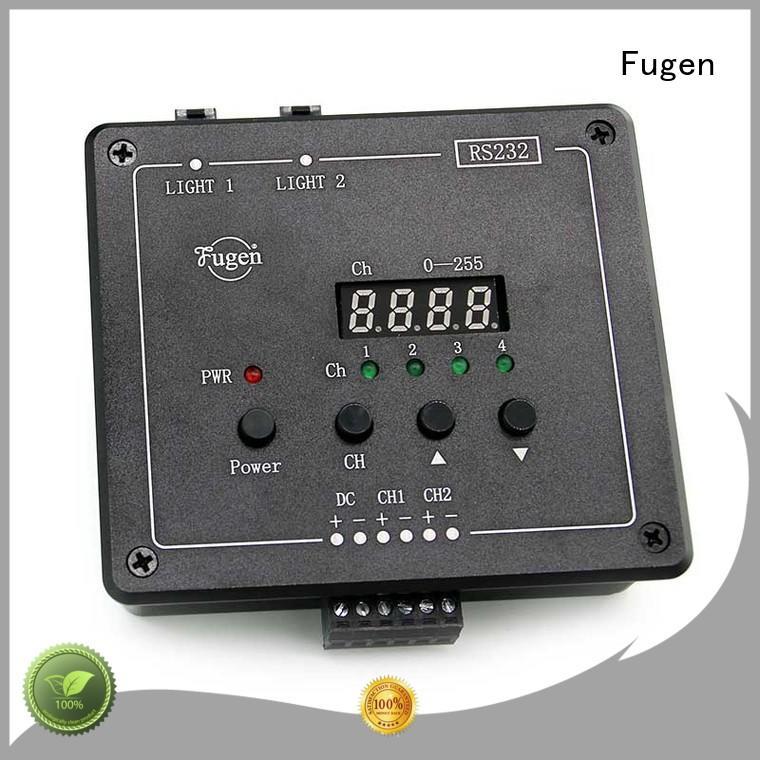 Fugen flexible digital dmx controller for light