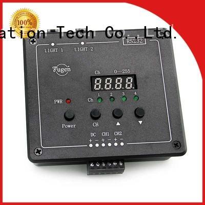 12 levels voltage pulse dmx light controller supplier for led light