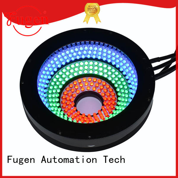 Fugen automated optical inspection light design for inspection