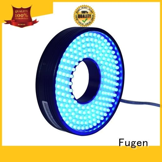 Fugen high brightness low angle ring light supplier for IC elements