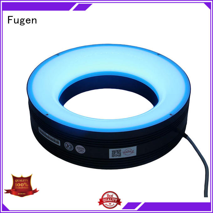 Fugen quality machine vision led ring light supplier for PCB