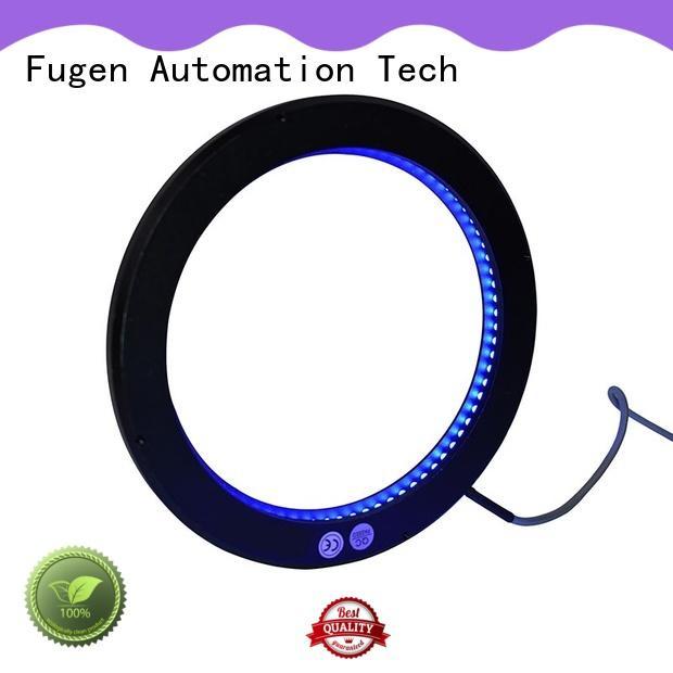Fugen shadowless professional ring light manufacturer for IC elements