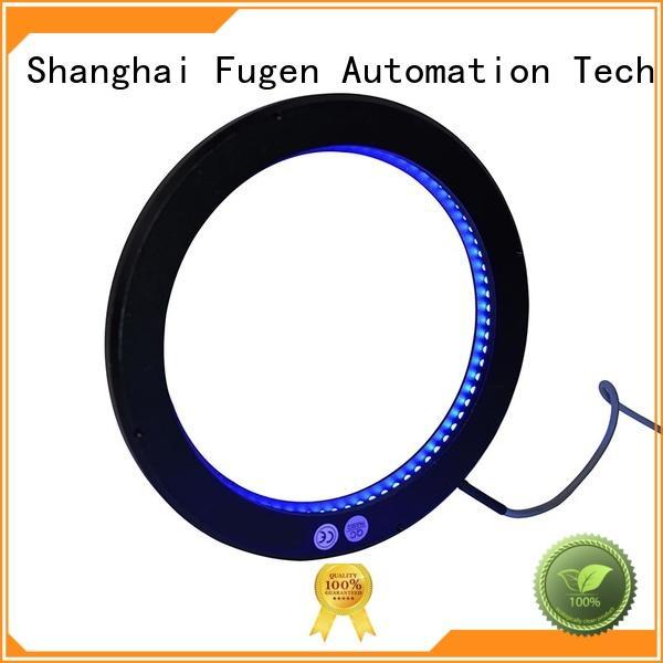 Fugen high power led ring light illuminator for inspection