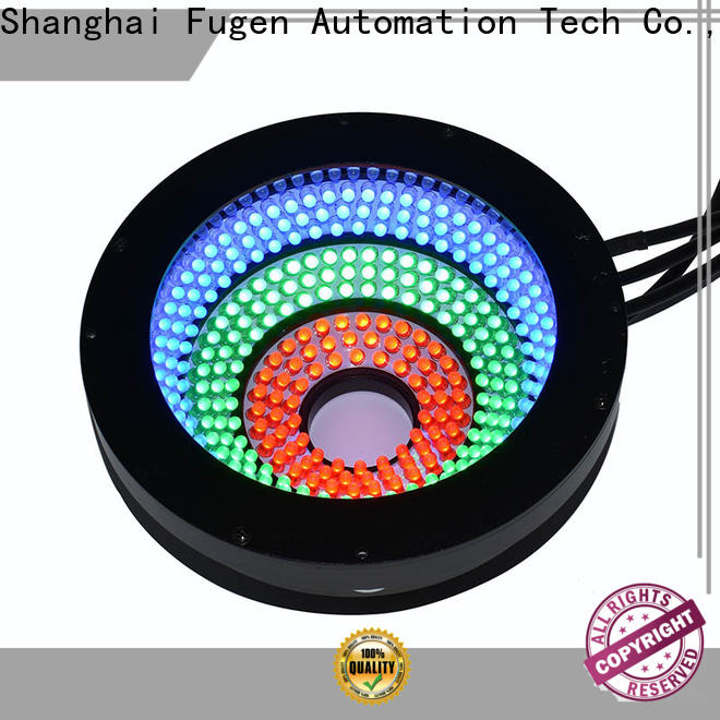 Fugen high density automated optical inspection light supplier for surface scratches