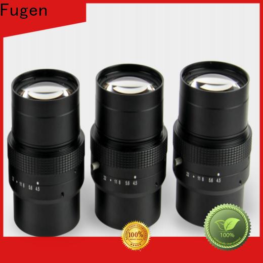 Fugen dslr camera lens series for video