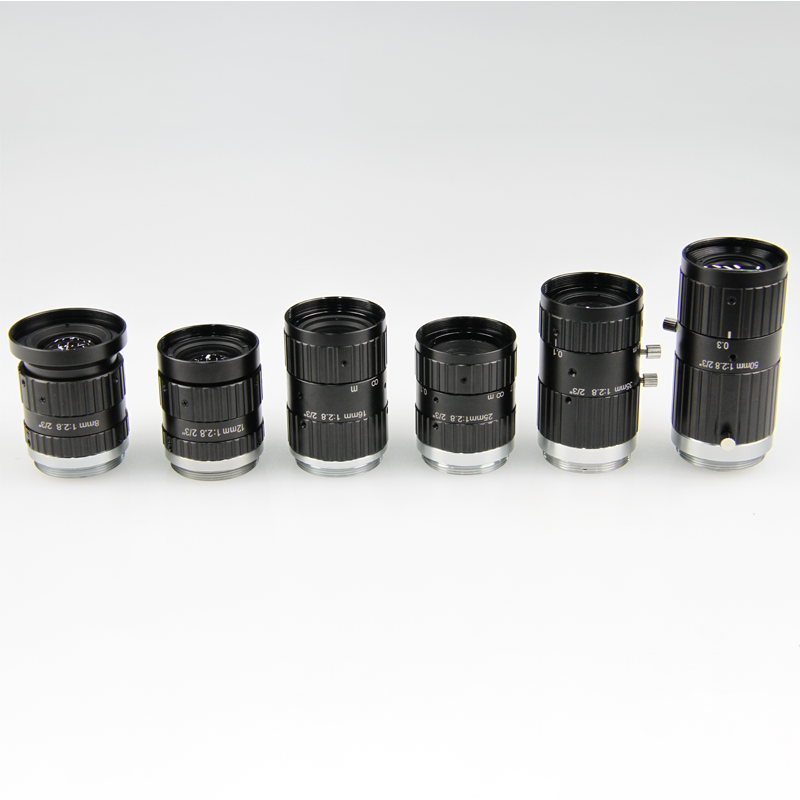 FG large format Series camera lens machine vision lens for industrial inspection