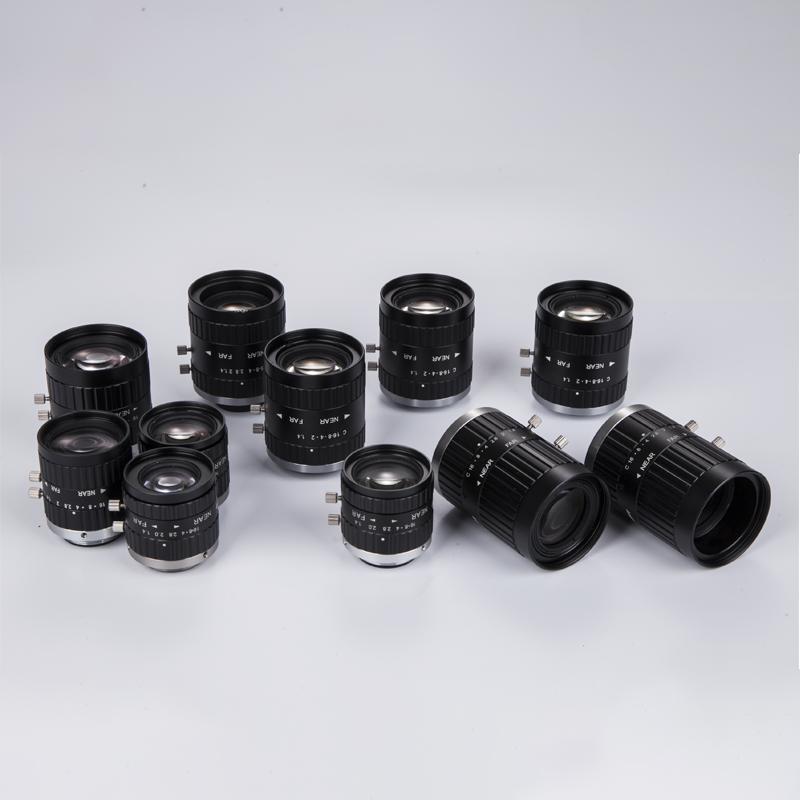FG 16K5μ line scan lens Series line scan lens machine vision camera lens for industrial