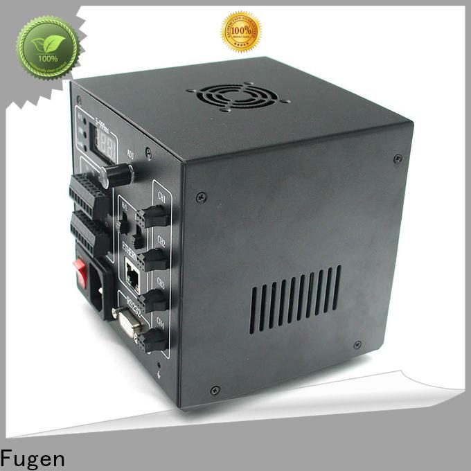 Fugen 12 levels voltage pulse dmx led controller supplier