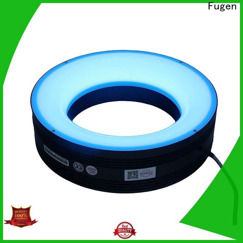 Fugen shadowless professional ring light wholesale for PCB