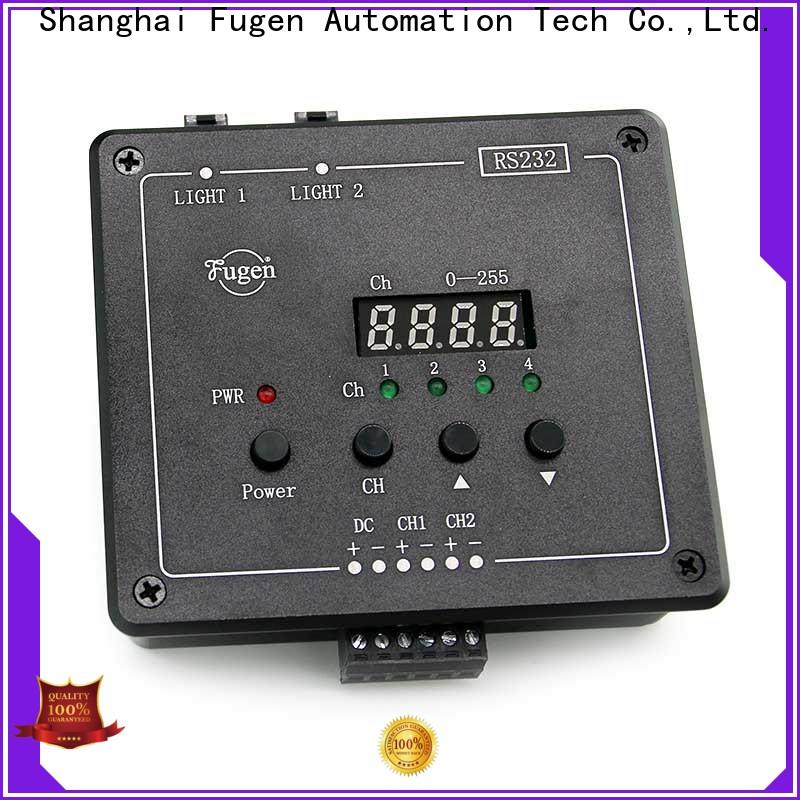 12 levels voltage pulse strobe light controller series for light