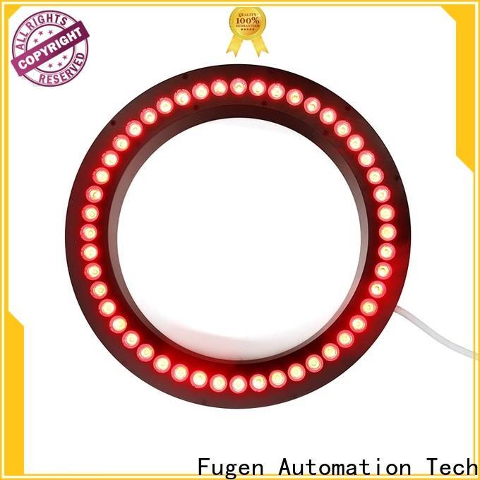 Fugen high brightness ring light illuminator supplier for inspection