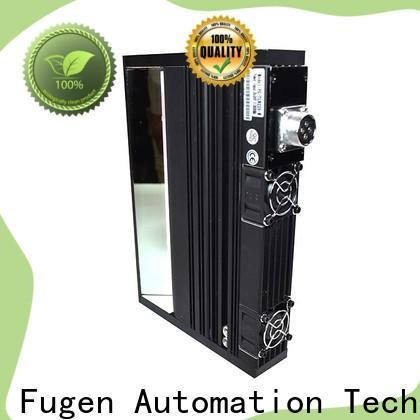 Fugen scanner light design for lcd panels