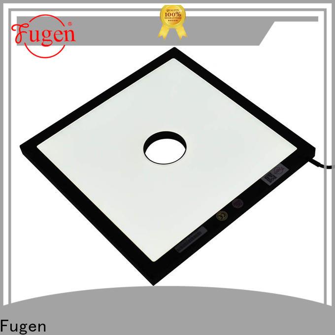 Fugen professional led back light design for connector terminals
