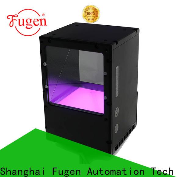 Fugen coaxial illumination customized for investigate