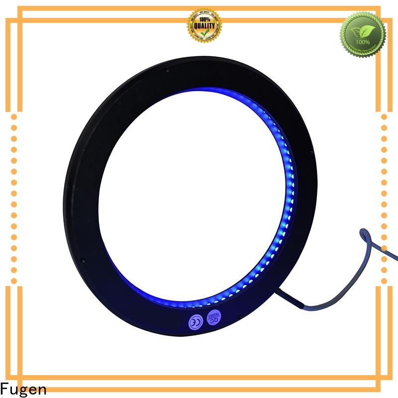 Fugen quality low angle ring light customization for lables
