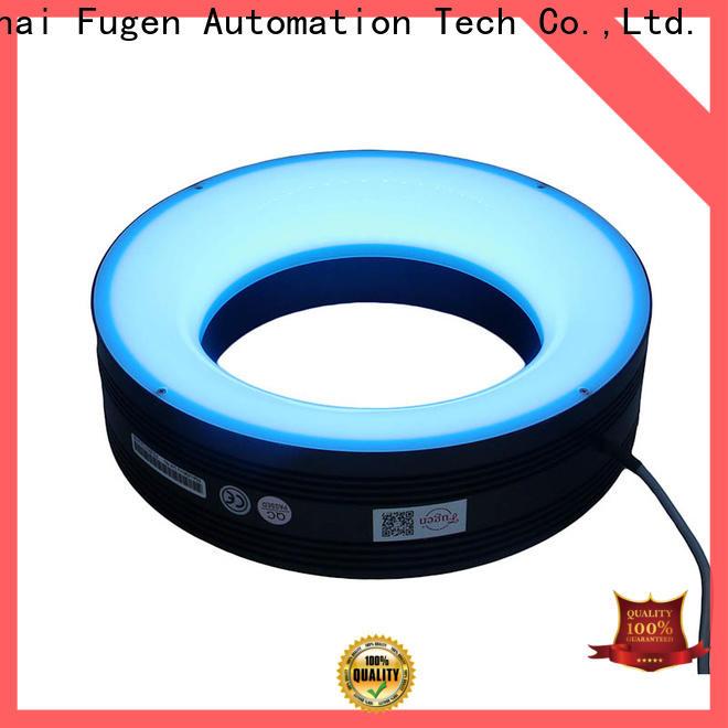 Fugen high power uv ring light directly sale for lables