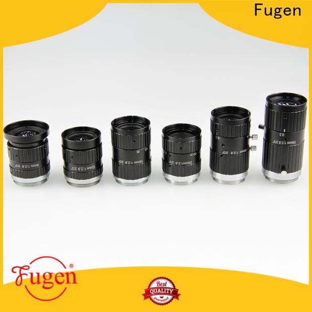 Fugen flexible lens supplier for video